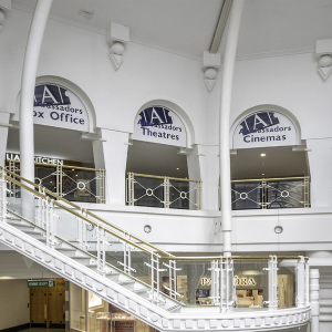 Woking shopping centre - Theatre