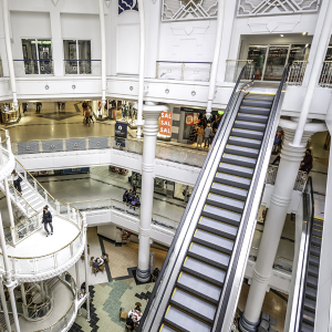Woking shopping centre